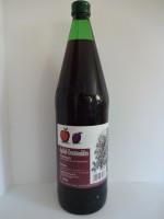 Apfel-Zwetschke Fruchtsaft