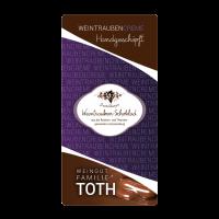 Lutschburger Weintrauben-Schoklad´ / Weintraubencreme
