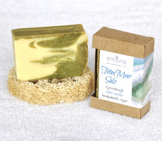 Totes Meer Salz Seife (Gesichtsseife, extra mild)