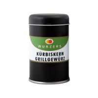 Wurzers Kürbiskern-Grillgewürz
