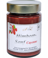 Himbeersenf Cayenne