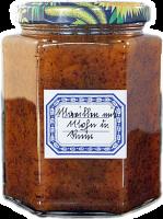 Marillenmarmelade mit Graumohn und Rum
