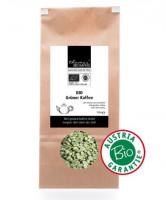 Bio Kaffee, Grün, kalt gemahlen
