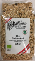 Bio  Dinkelmüsli  500g