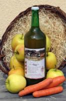 Apfel Karottensaft