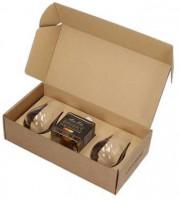 WOAZKY-Box mit 2 Gläsern