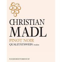 Pinot Noir trocken 2015