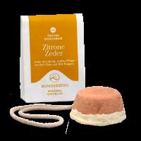 Festes Duschbad Zitrone - Zeder