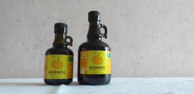 Kürbiskernöl Geschenkflasche