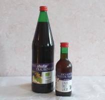 Bio Apfel-Uhudlertraubensaft naturtrüb
