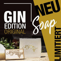 Styrian Luxury Soap - GIN Edition Original