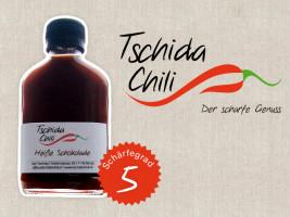 Heiße Schokolade - Chilisauce