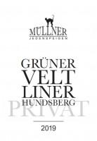 Grüner Veltliner Hundsberg PRIVAT