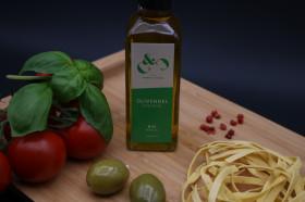 Bio-Olivenöl Basilikum