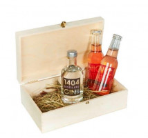 New Western Dry Gin in the Box