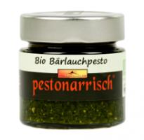 Bio Bärlauchpesto