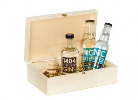 London Dry Gin in the Box