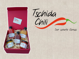 Chili-Liebhaber Geschenkbox