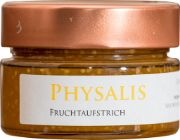 Physalis Fruchtaufstrich