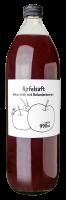 Apfelsaftmischung: Apfel - Holunderbeere
