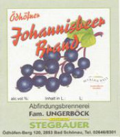 Johanisbeer Brand