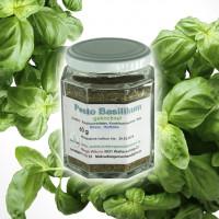 Basilikum-Trockenpesto