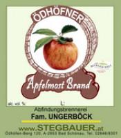 Apfelmost Brand