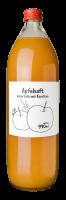 Apfelsaftmischung: Apfel - Karotte