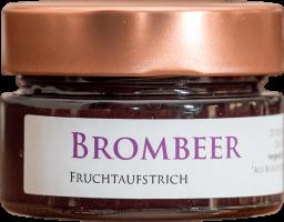 Brombeer Fruchtaufstrich