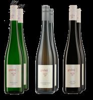 3 x 2 Pinot Blanc Genuss!