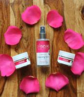 Beauty Box argan love – mit Rosenöl und Arganöl