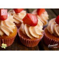 Mini Cup Cake Erdbeere
