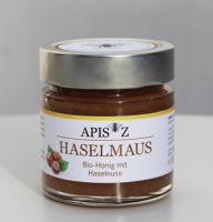 Haselmaus - Bio Honig mit Haselnuss
