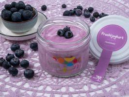 KLARA Fruchtjoghurt Heidelbeere (laktosefrei)
