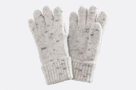Fingerhandschuhe ohne Lederbesatz