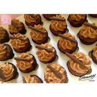 Mini Cup Cake Schokolade