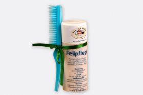 Fellpflege-Shampoo mit Fellbürste
