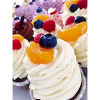 Mini Cup Cake Vanille