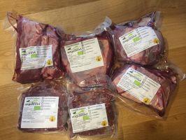 Bio Rindfleisch vom staatzer angusrind