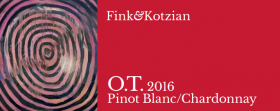 O.T. Pinot Blanc/Chardonnay