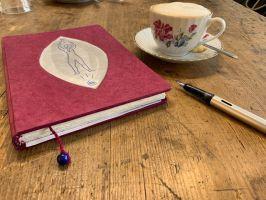 Handwerks Workshop Buch binden