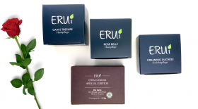ERUi Bio Naturkosmetik Set Rose