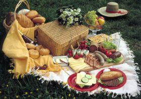 Picknickkorb Variante I