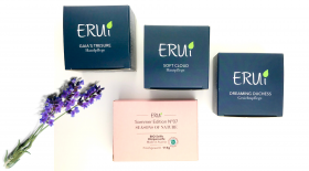 ERUi Bio Naturkosmetik Set Lavendel