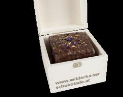 Wilder Kaiser Nougat-Schoko-Waffel-Tortenwürfel