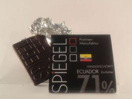 Ecuador 71% Schokoladentafel