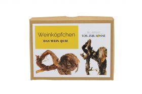 Weinköpfchen - Quiz