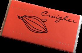 Walderdbeerschokolade - Zartbitter