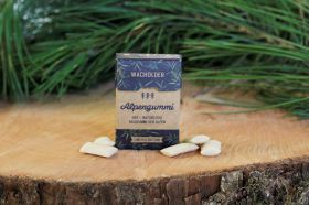 Alpengummi Wacholder