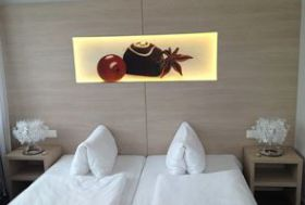 Doppelzimmer (Einzelnächtigung mit Frühstück)